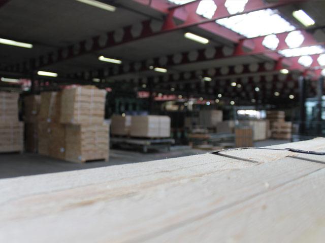 Lapack Pallets Service