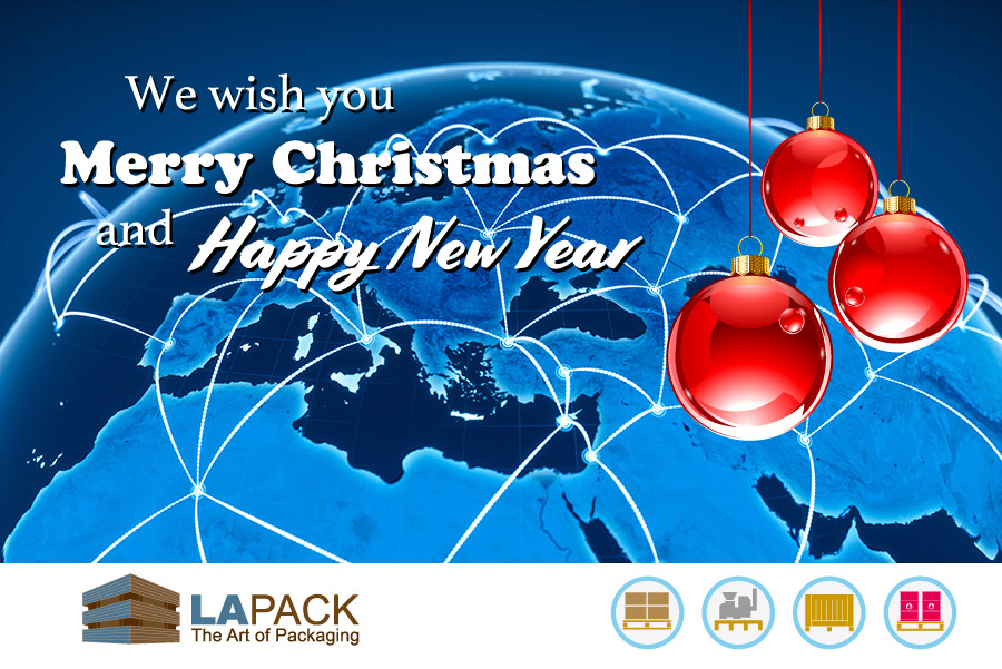 Lapack Merry Christmas and Happy New Year 2020!
