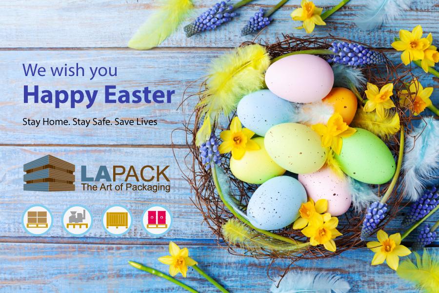 Lapack Happy Easter 2020